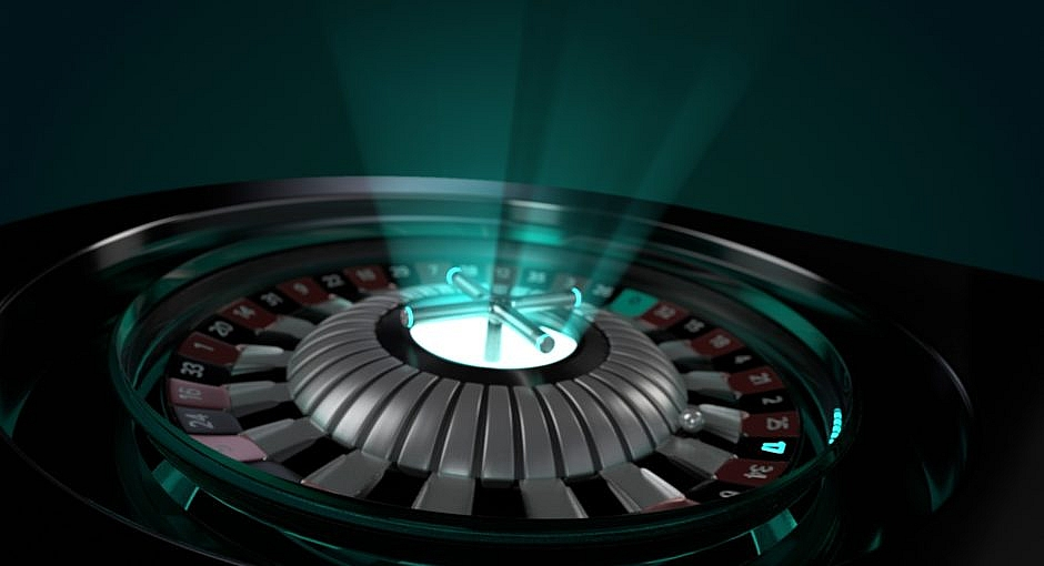 Roulette Wheel Light